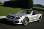 Фото Mercedes-Benz SL63